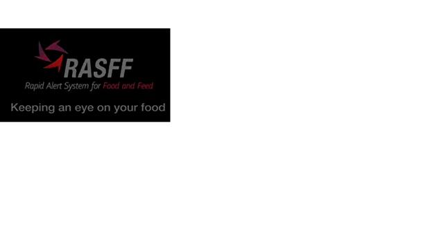 RASFF: Keeping an eye on your food