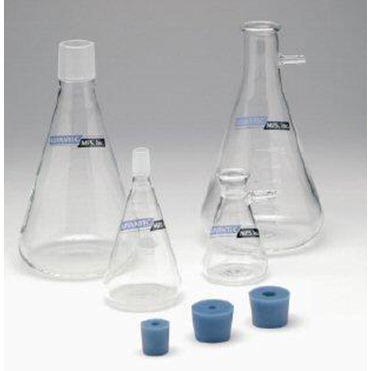 Vacuum filtration flask, 1000 ml < Vacuum filtration | Analytika